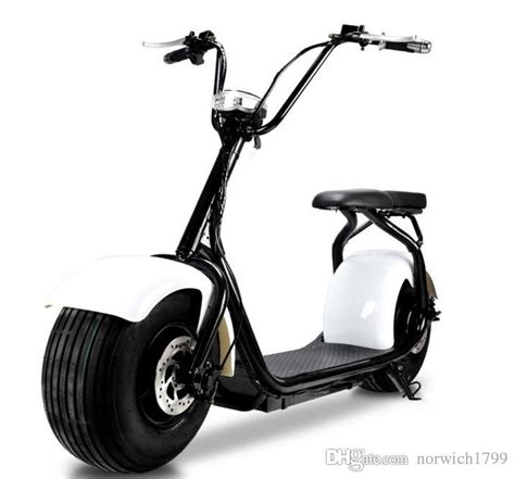 2020 Harley Electric Scooter Citycoco Lithium Battery