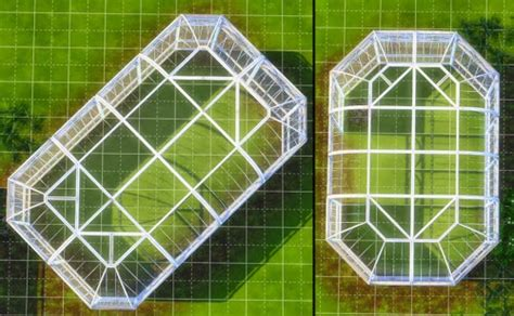 My Sims 4 Blog: Ageless Greenhouse Build Set Part 1 by