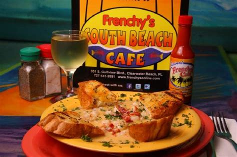 Frenchy's South Beach Cafe, Clearwater - Menu, Prices