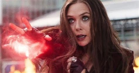 WandaVision Will Prove Scarlet Witch Is the Most Powerful