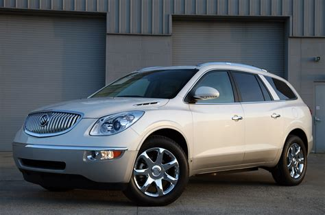 Tuning cars and News: BUICK ENCLAVE Custom