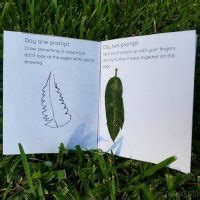 Printable Nature Arts and Crafts for Kids - Artsy Momma