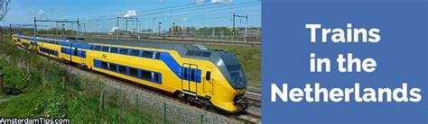 Guide to Train Types in Netherlands | NS trains