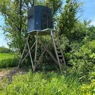 Fiberglass Hunting Blinds for sale   Only 4 left at -65%