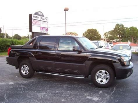 Find used 2004 Chevy Avalanche 1500, 5