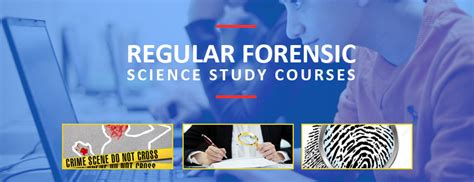 Forensic Education and Training Programs India