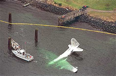 Crash of a Boeing 307 Stratoliner in Seattle | Bureau of