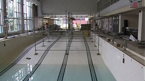 Mold shuts down swimming pool at downtown YMCA-YWCA | CTV