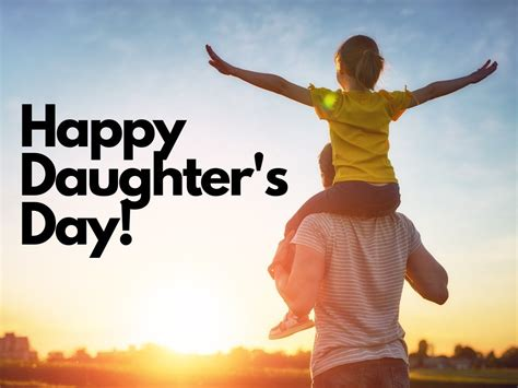 Daughter's Day quotes| Happy Daughter's Day: Quotes