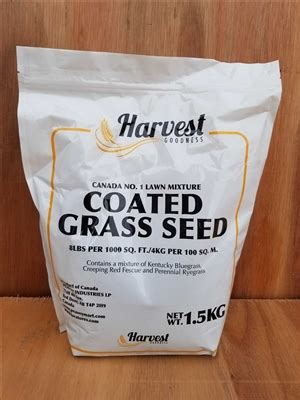 GRASS SEED HG COATED 1