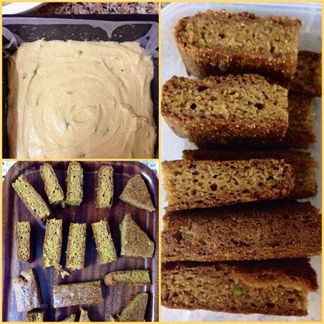 Mango Cake Using Wheat Flour for Toddlers and Kids