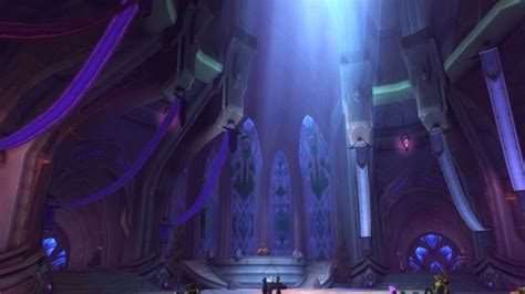 Role Play: Priest roleplay in Legion