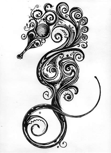 Seahorse by Brian Jetton
