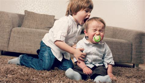 A Letter To My Toddler: Please, Stop Making The Baby Cry