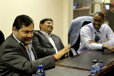 South Africa: Guptas return home after more than two
