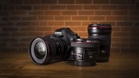 Canon EOS 5D Mark II 4k Ultra HD Wallpaper and Background