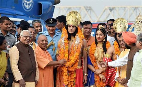 To Opposition Questions On Diwali Celebrations In Ayodhya