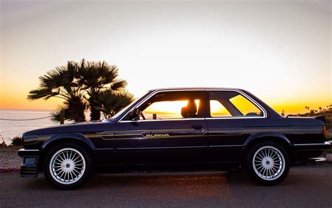 One of only 218 Alpina B6 3