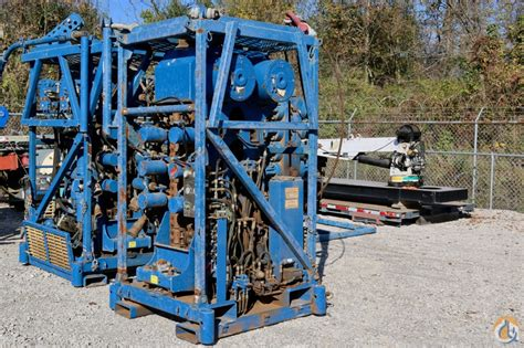 Used 2011 NOV Hydra Rig HR-680 coiled tubing injector