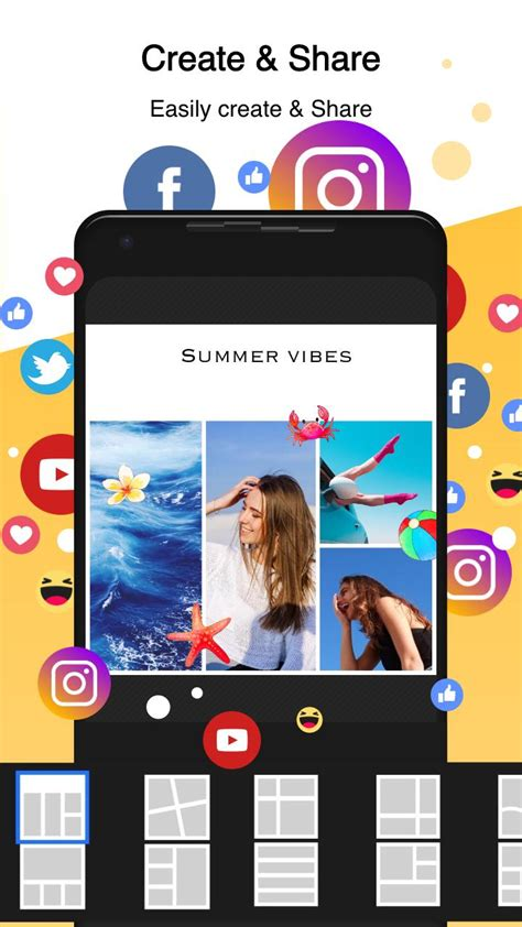 PhotoGrid for Android - APK Download