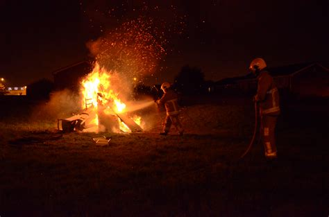 Busy Bonfire Night in Cheshire