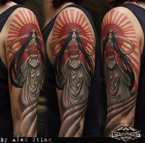Japanese & Asiatic | Gallery of our tattoos in Japanese