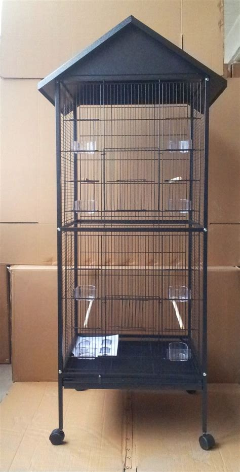 High Quality Large Roof Top Small Bird Cage Pigeon Cage