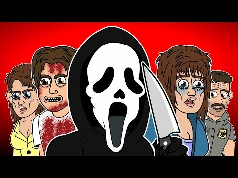 Halloween Ghost Scary Animated Gifs - Best Animations