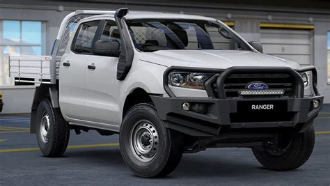 New Ford Ranger 2021 pricing and specs detailed: XL