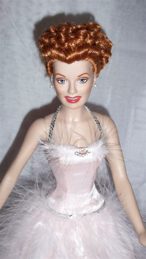 Doll Happy: Mother's Day Doll: I Love Lucy Franklin Mint