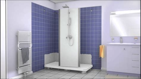 How to install a Kinemagic shower - YouTube