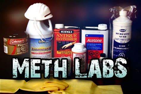 Tennessee releases report on meth production - WRCBtv