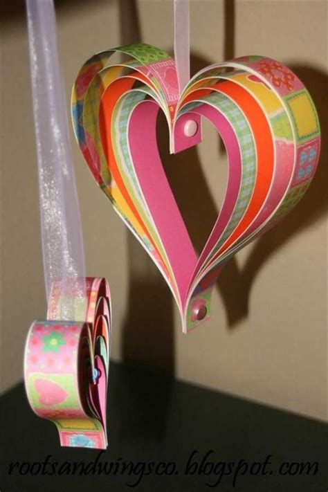 26 Cute Heart-Shaped DIY Crafts For Valentines Day - World