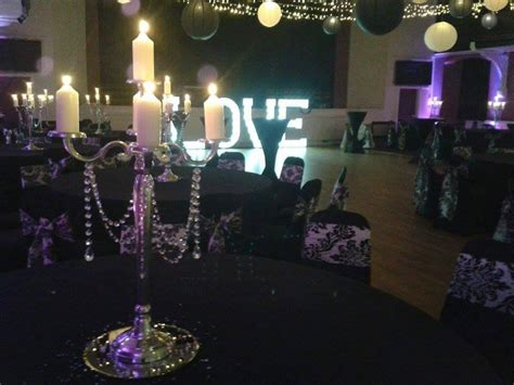 Centrepiece Hire - Party People | Wedding & Party Decor