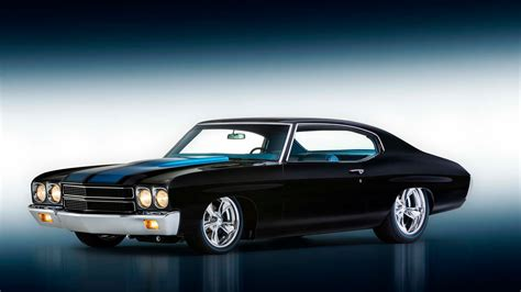 LS Swap 1970 Chevy Chevelle Built at Alloway's Hot Rod Shop
