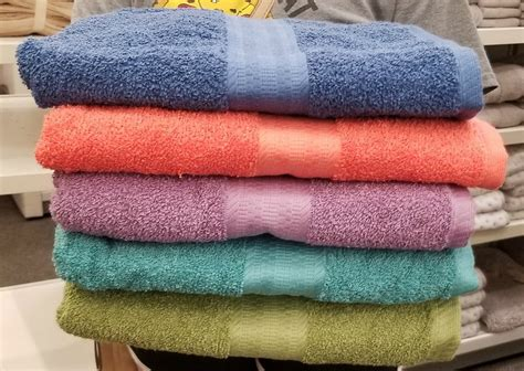 Big One Towels, Pillows & Throws as Low as $2