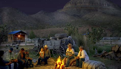 Horseback Riding Grand Canyon Western Ranch with Dinner