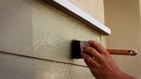 How to Paint Wood Siding - YouTube